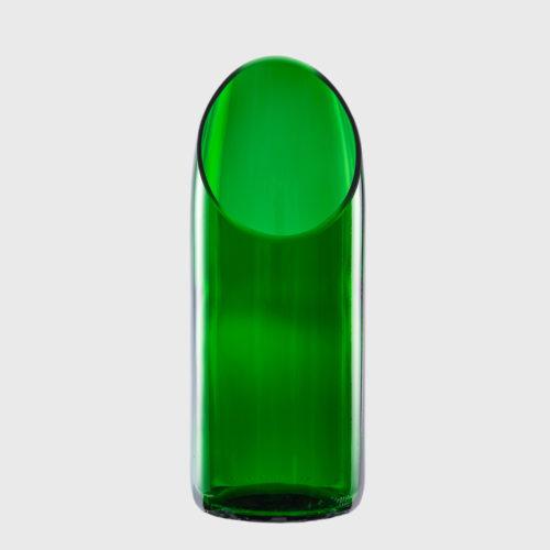 Blumenvase rieslingflasche schräge Öffnung umweltfreundlich