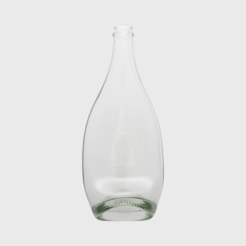 champagnerteller champagne platte weiß upcycling recycling flasche