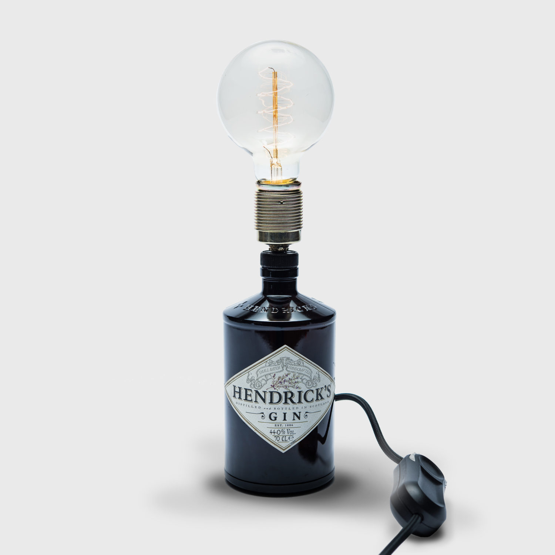 apotheker lampe vintage glühbirne dimmer upcycling recycling