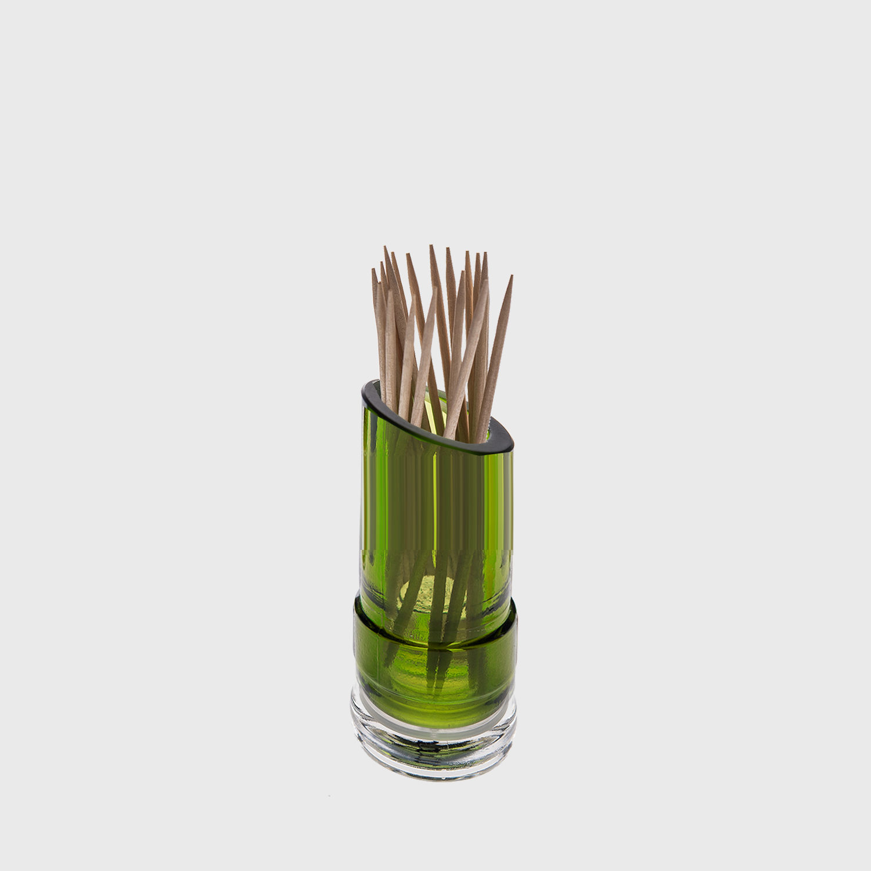 Zahnstocherhalter wein Moos handarbeit Flaschenhals upcycling recycling weinprobe