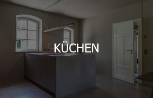 Fugenlose Küche