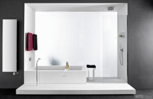 Makro Duschsystem Bad Design