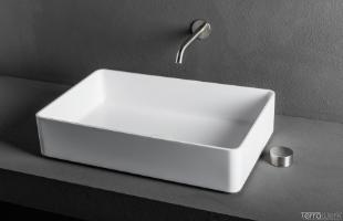 Makro Waschtisch Bad Design