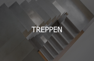 Fugenlose Treppe